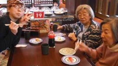 お寿司を食べに行きました!in新小金井事業所