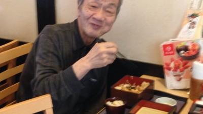 お花見&外食in吉祥寺事業所