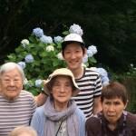 紫陽花ドライブ☆新小金井事業所